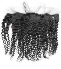 Brazilian Kinky Curly Frontal